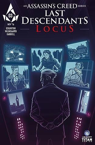 Assassin's Creed: Locus No.3