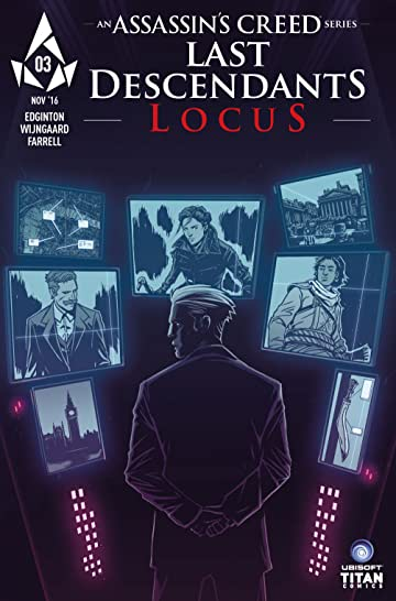 Assassin's Creed: Locus #3