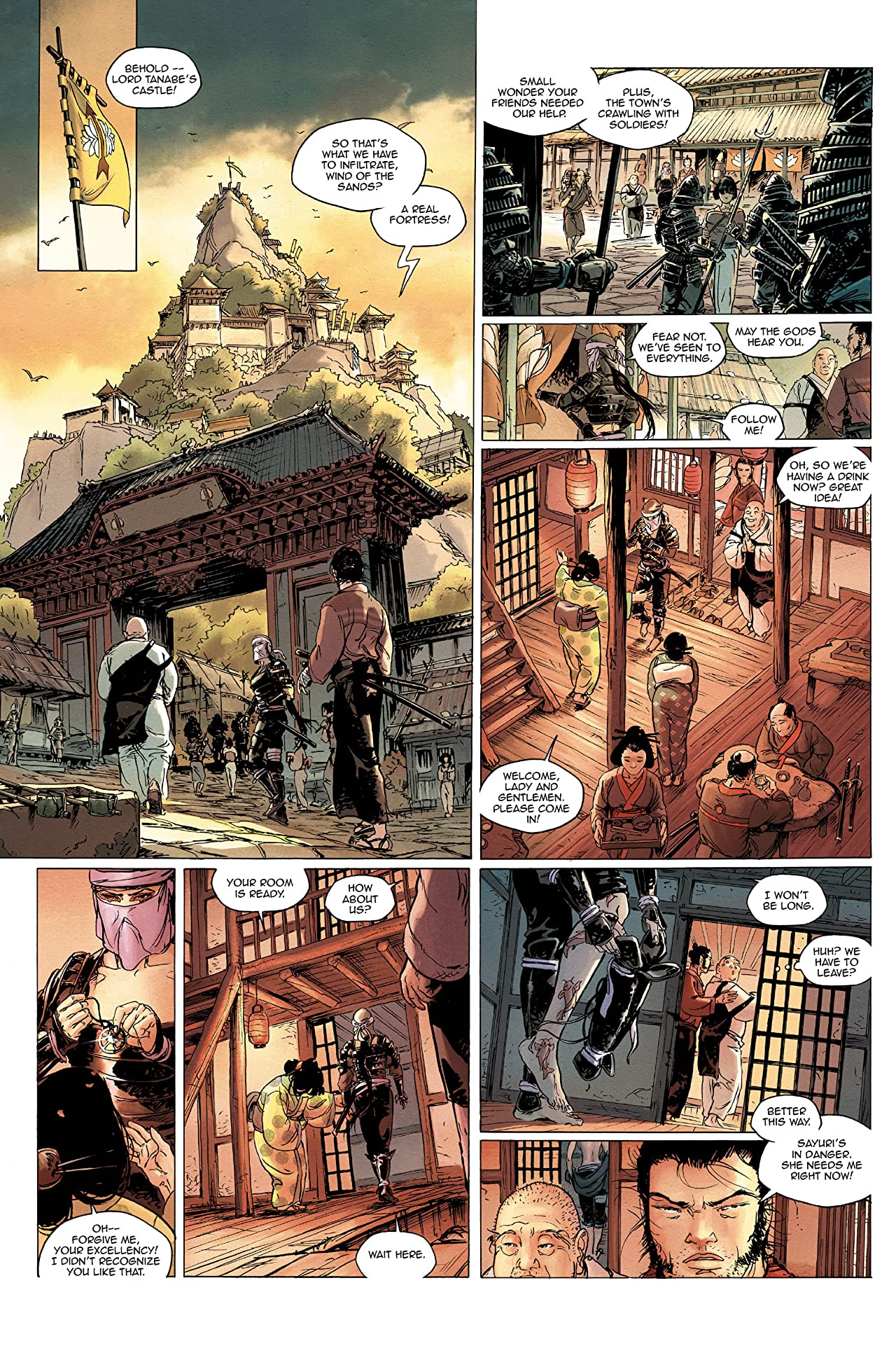 Samurai: Brothers in Arms #3