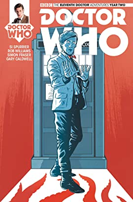 Doctor Who: The Eleventh Doctor #2.15