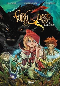 Fairy Quest Tome 1: Les hors-la-loi