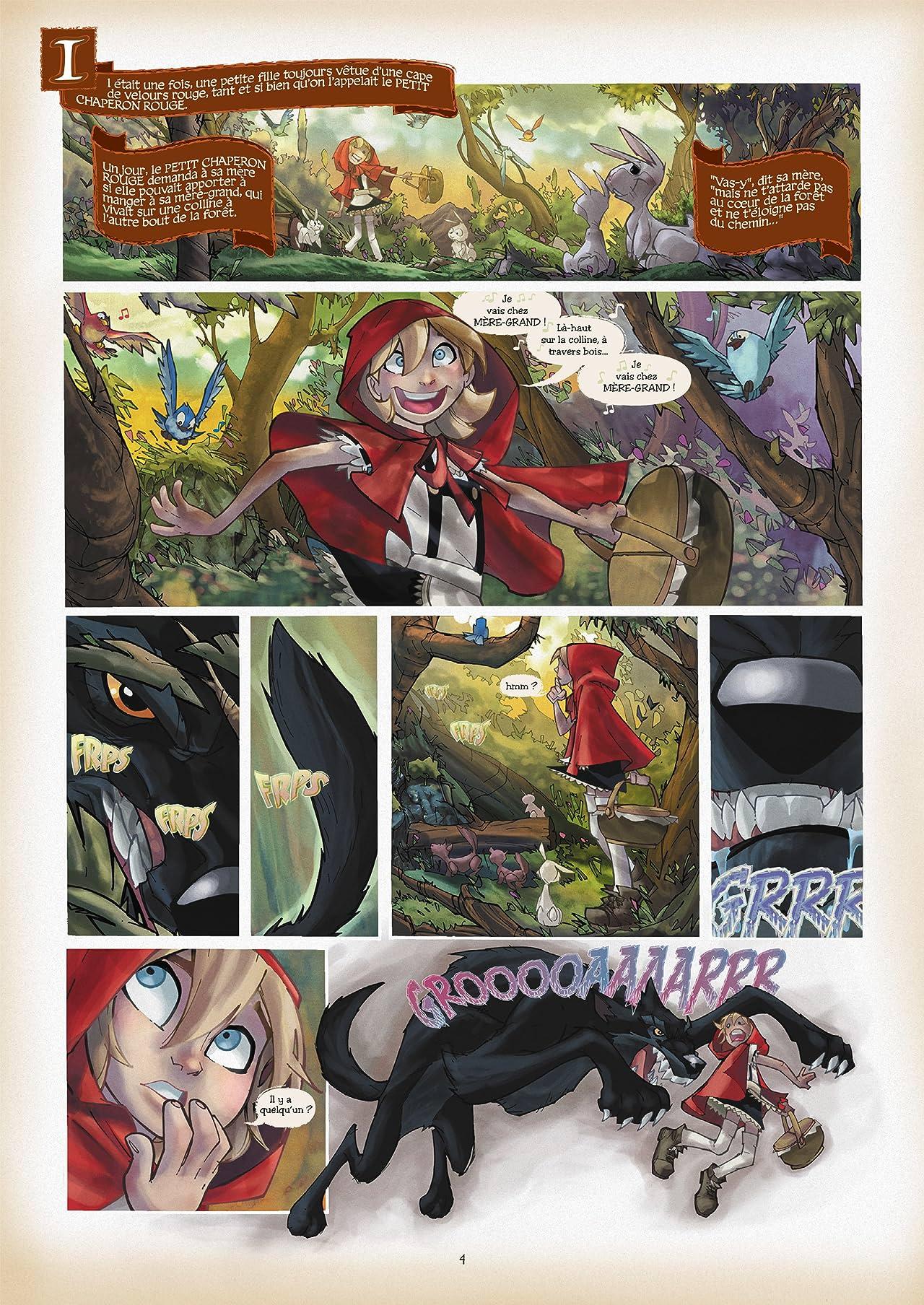 Fairy Quest Vol. 1: Les hors-la-loi