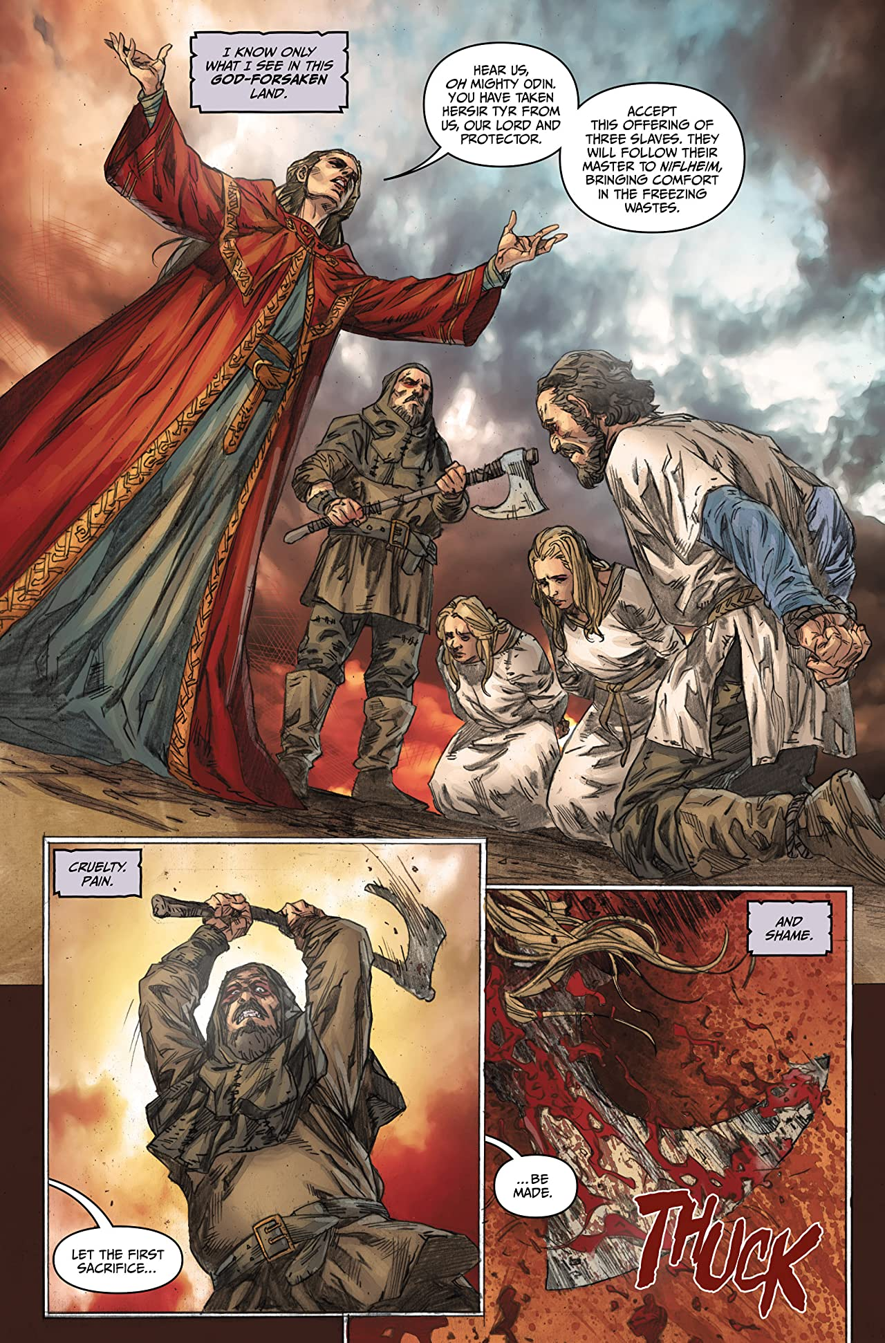 Vikings: Uprising #3
