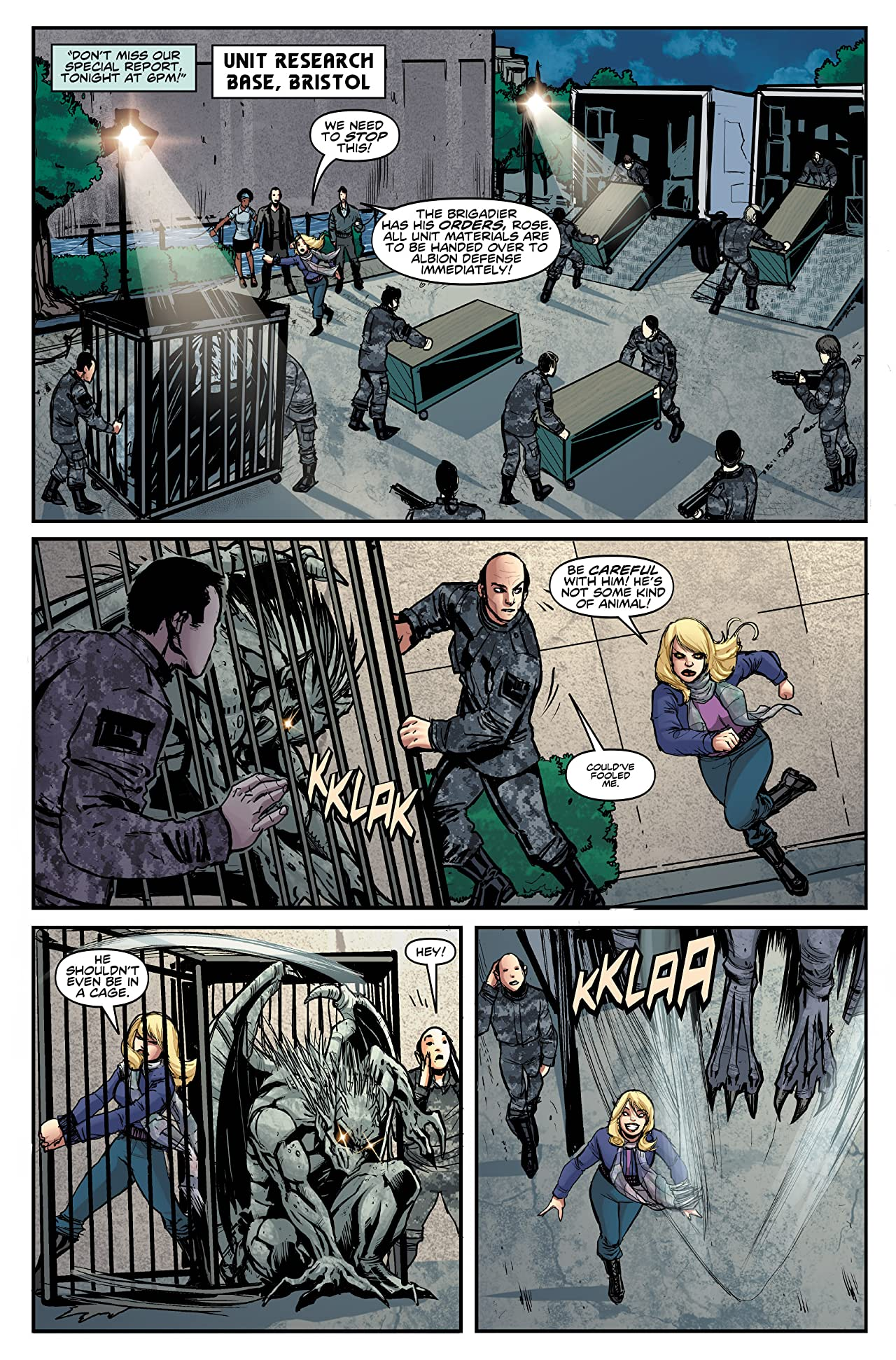 Doctor Who: The Ninth Doctor #2.8