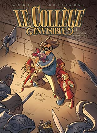 Le Collège invisible Vol. 1: Cancrus supremus