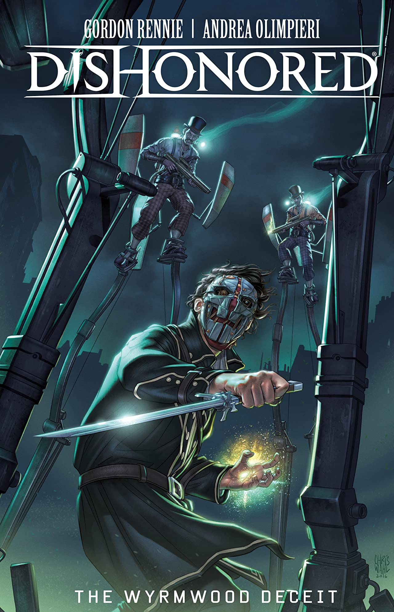 Dishonored Vol. 1