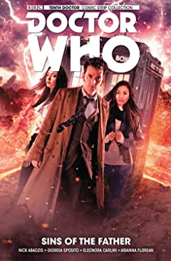 Doctor Who: The Tenth Doctor Vol. 6