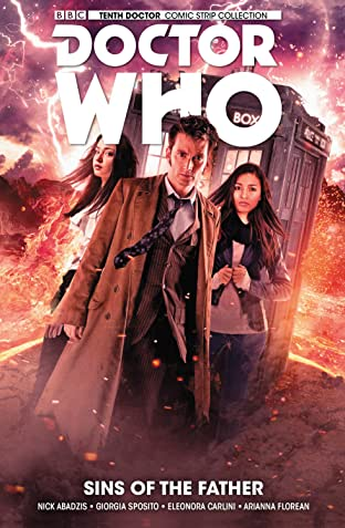 Doctor Who: The Tenth Doctor Tome 6
