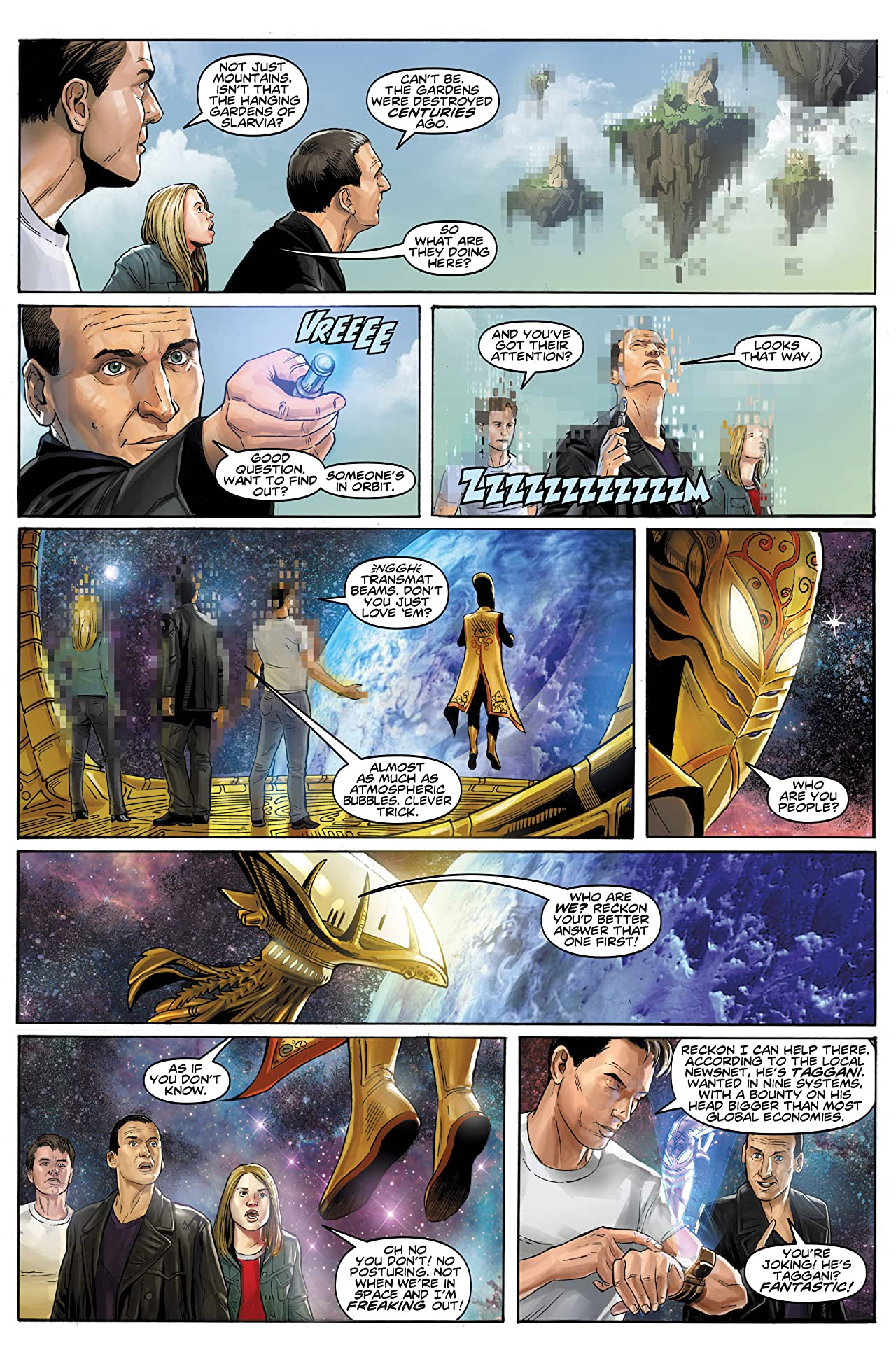 Doctor Who: The Ninth Doctor Vol. 2