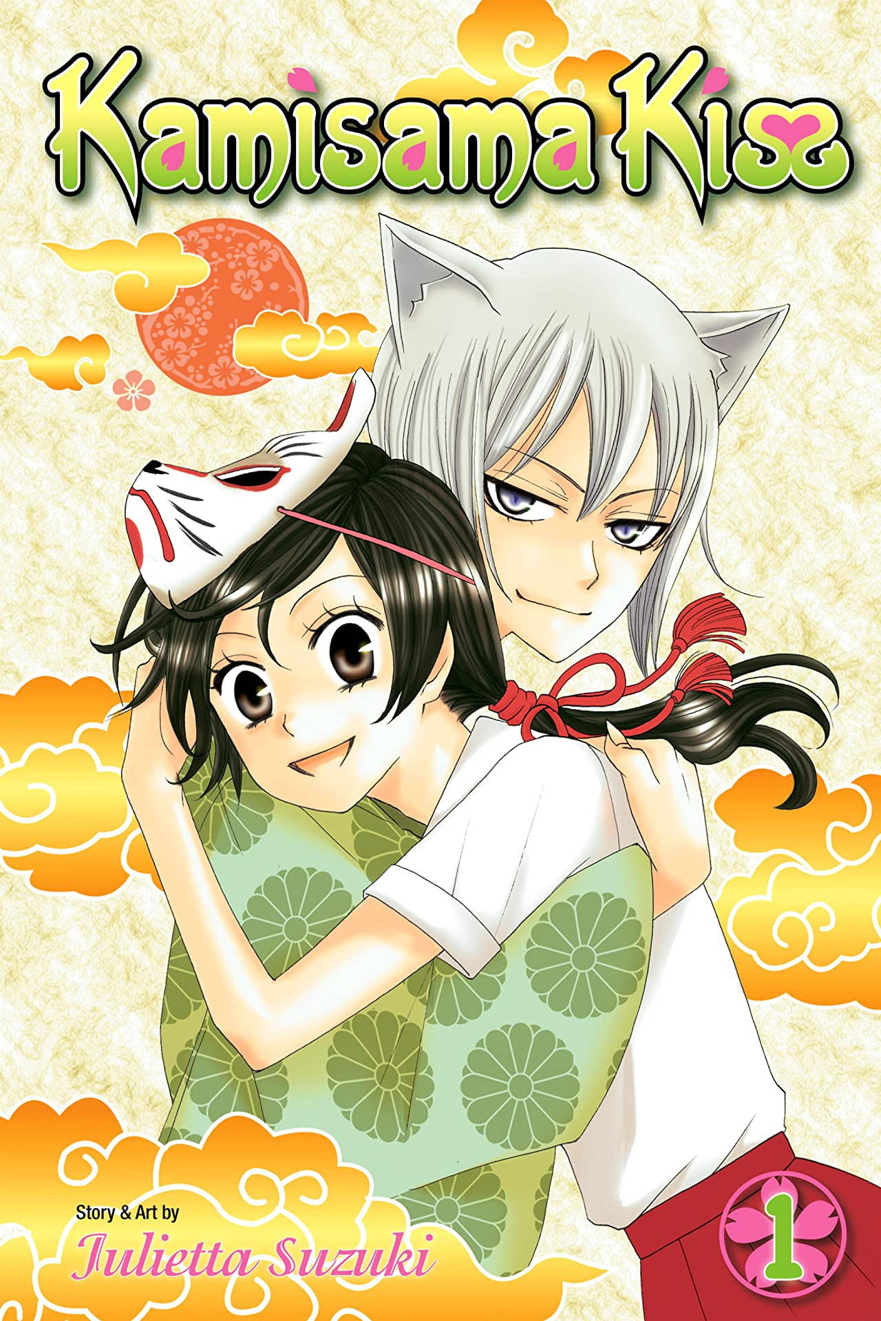Kamisama Kiss Vol. 1