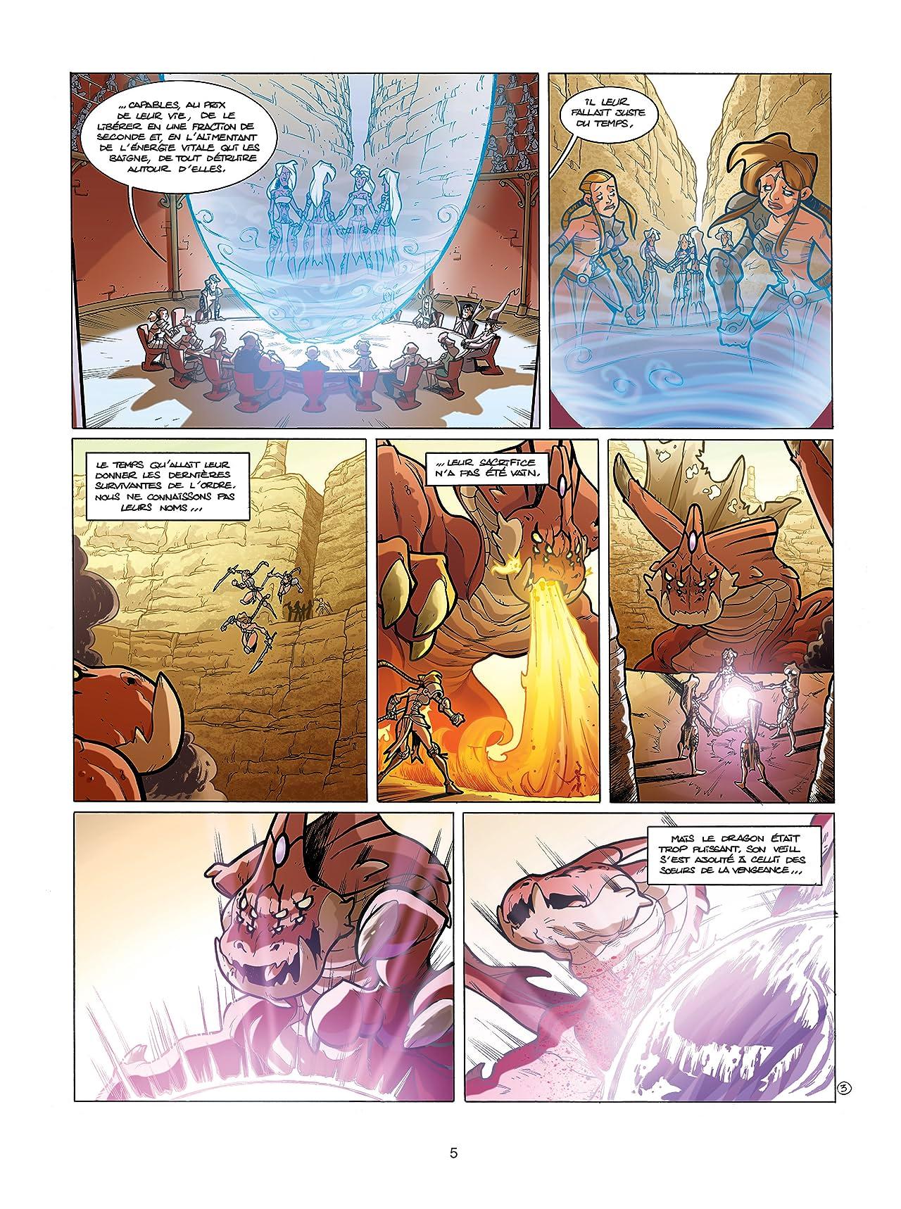 Le Collège invisible Vol. 6: Galactus destructor