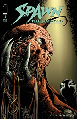Spawn: The Undead #4