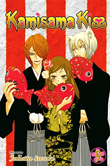 Kamisama Kiss Vol. 9