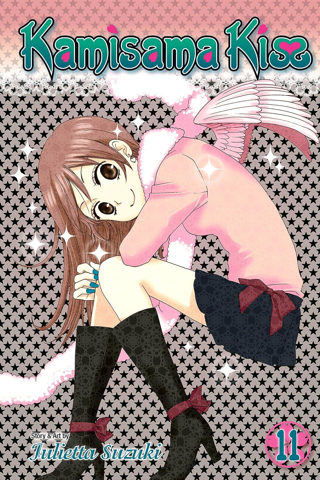 Kamisama Kiss Vol. 11