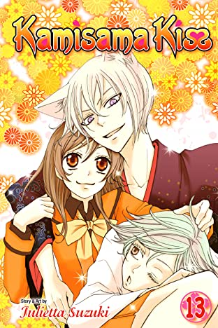 Kamisama Kiss Vol. 13