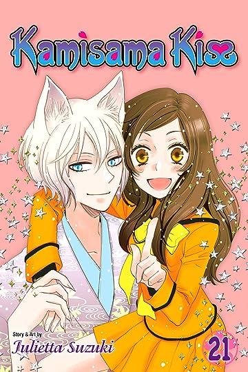 Kamisama Kiss Vol. 21