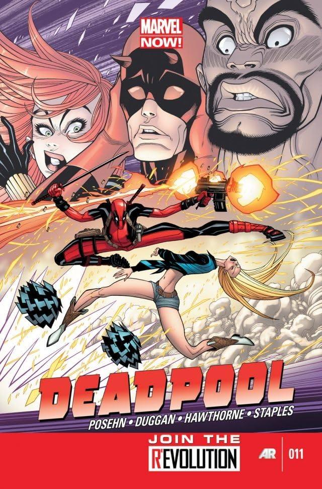 Deadpool (2012-2015) #11