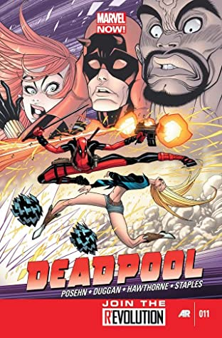 Deadpool (2012-2015) No.11