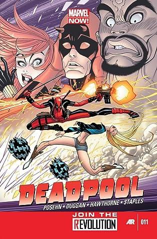 Deadpool (2012-) #11