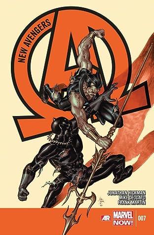 New Avengers (2013-2015) No.7