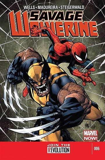 Savage Wolverine #6