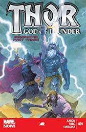 Thor: God of Thunder No.9