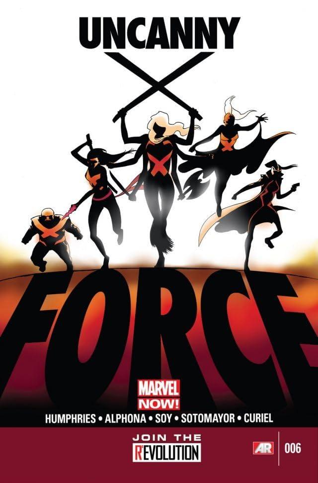 Uncanny X-Force (2013-2014) #6