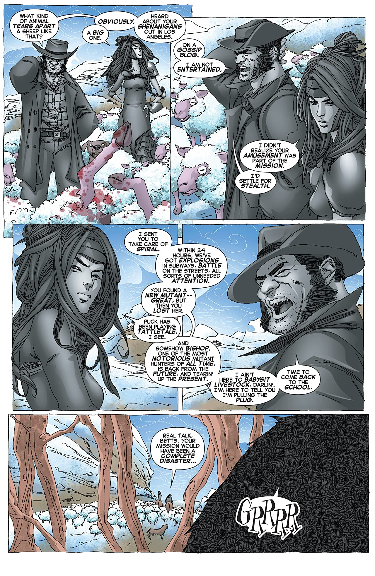 Uncanny X-Force (2013-2014) #6