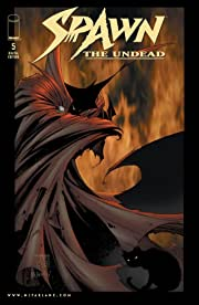 Spawn: The Undead #5
