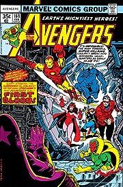 Avengers (1963-1996) #168