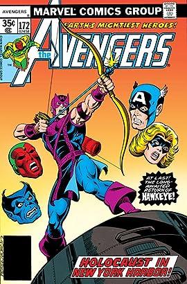 Avengers (1963-1996) #172