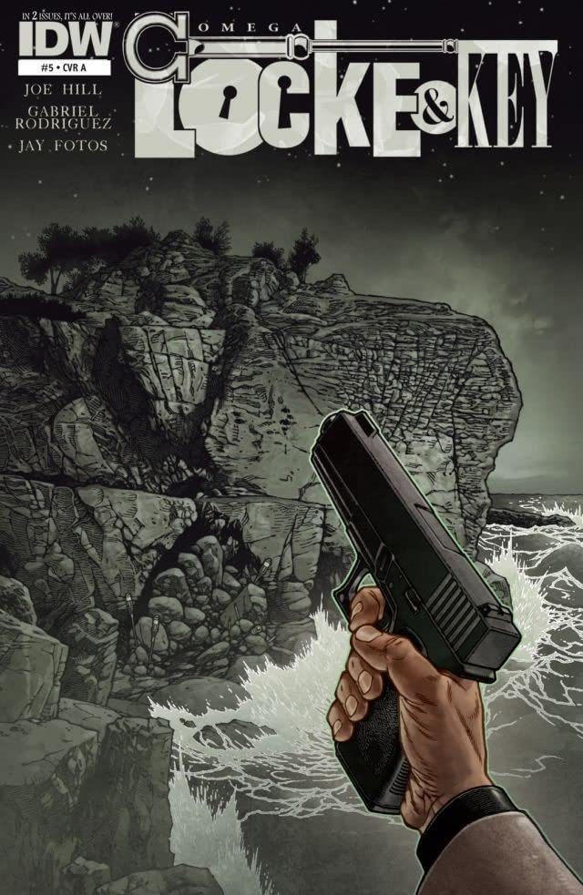 Locke & Key: Omega #5 (of 5)