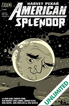 American Splendor: Season Two #3 (of 4)