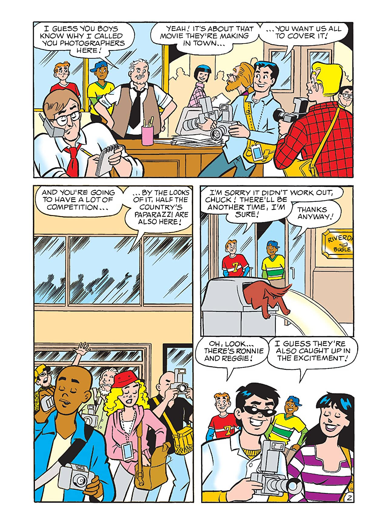 Archie & Friends Double Digest #28