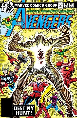 Avengers (1963-1996) #176