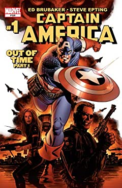 Captain America (2004-2011) No.1
