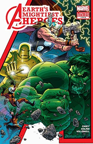Avengers: Earth's Mightiest Heroes (2004-2005) #1 (of 8)