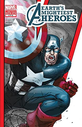 Avengers: Earth's Mightiest Heroes (2004-2005) #2 (of 8)