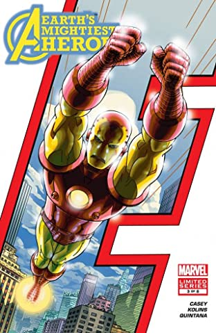 Avengers: Earth's Mightiest Heroes (2004-2005) #3 (of 8)