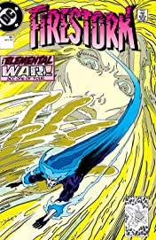 Firestorm: The Nuclear Man (1982-1990) #90