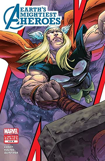Avengers: Earth's Mightiest Heroes (2004-2005) #4 (of 8)