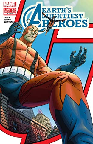 Avengers: Earth's Mightiest Heroes (2004-2005) #5 (of 8)