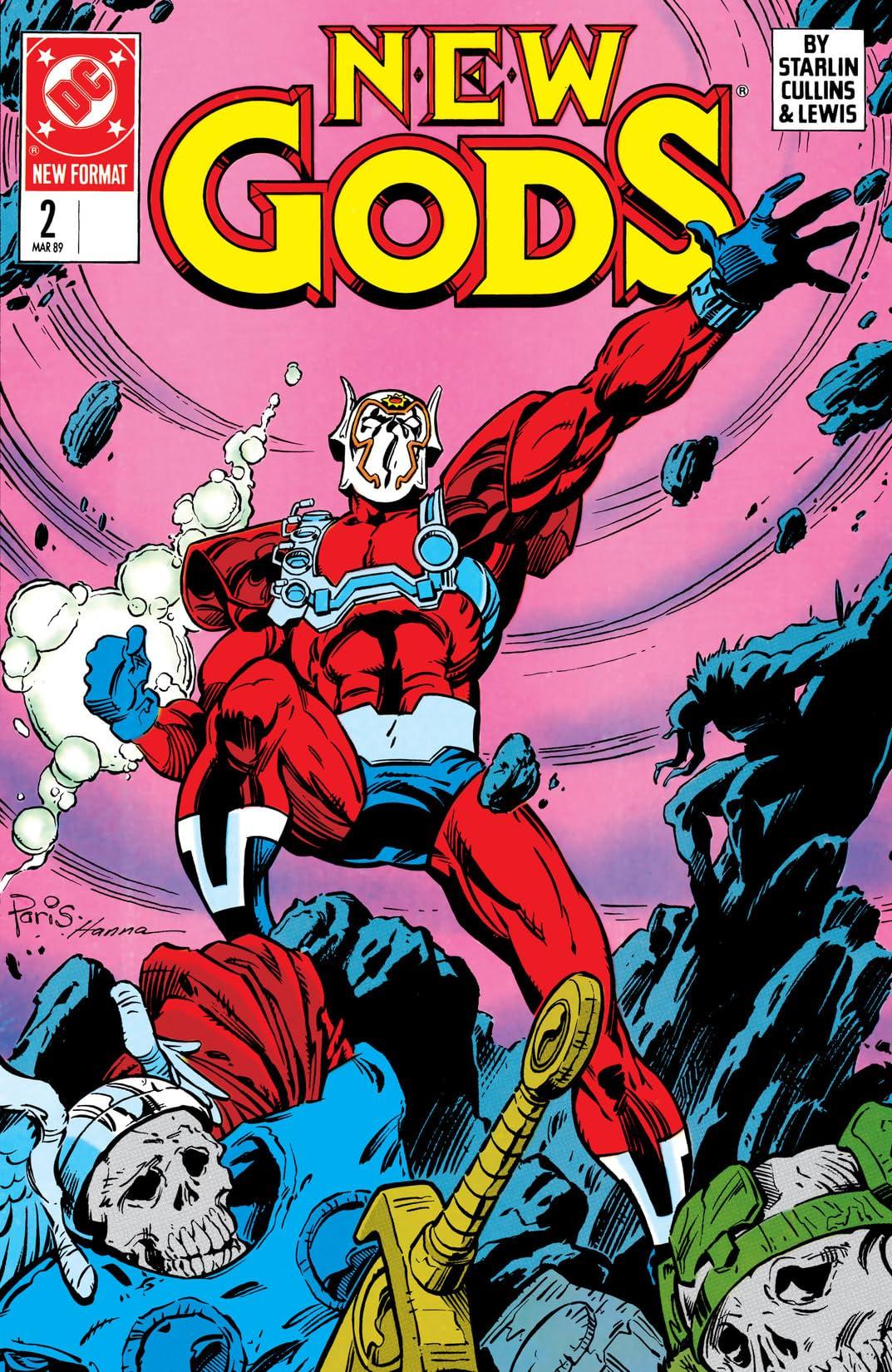 New Gods (1989-1991) #2