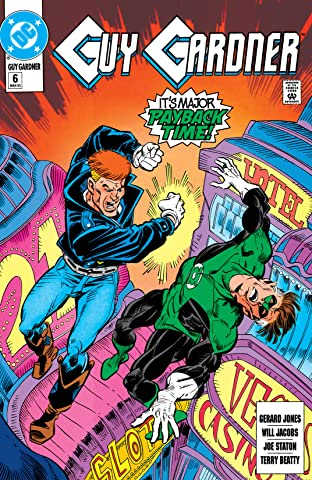 Guy Gardner: Warrior (1992-1996) #6