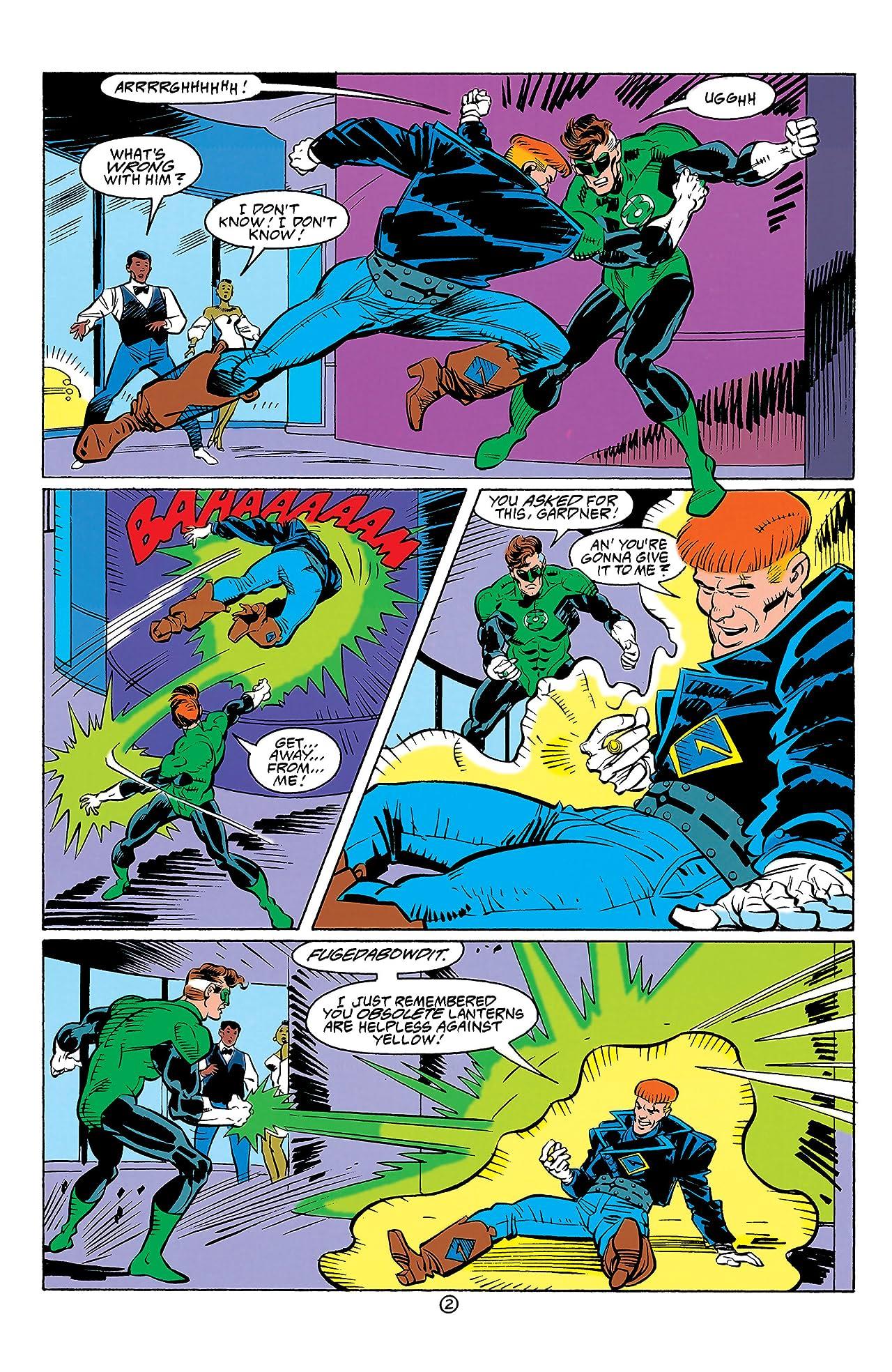 Guy Gardner: Warrior (1992-1996) #6