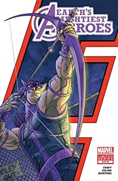 Avengers: Earth's Mightiest Heroes (2004-2005) #6 (of 8)