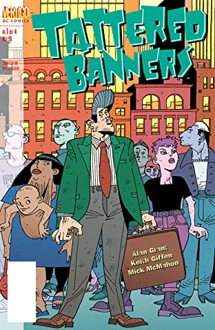 Tattered Banners (1998-1999) #1