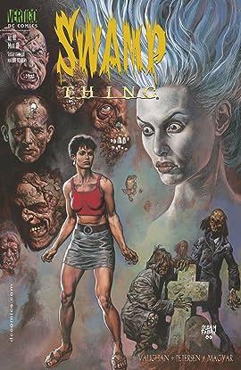 Swamp Thing (2000-2001) #11