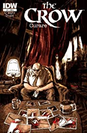 The Crow: Curare #1 (of 3)
