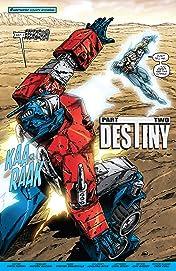 Transformers: Regeneration One #92